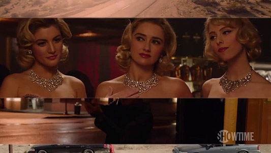 Twin Peaks A Look at Part 11 SHOWTIME Series (2017)