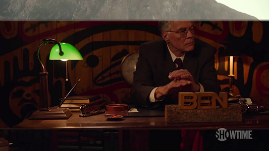 Twin Peaks A Look at Part 12 SHOWTIME Series (2017)