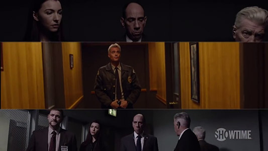 Twin Peaks A Look at Part 4 SHOWTIME Series (2017)