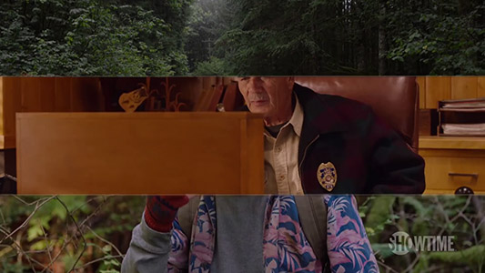 Twin Peaks A Look at Part 7 SHOWTIME Series (2017)