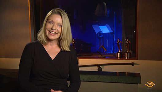 Behind the Scenes with Sheryl Lee, narrator of The Secret Diary of Laura Palmer