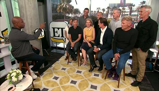 Comic Con 2017 - The Cast Of 'Twin Peaks' Talks Season 3!