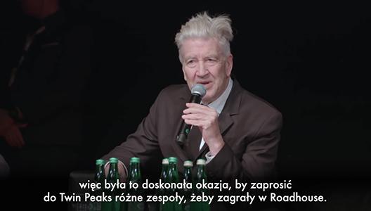 David Lynch WYJAŚNIA nowe Twin Peaks i nie tylko Camerimage 2017