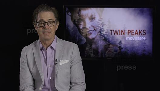 Entrevista con el agente especial Cooper por el regreso de Twin Peaks