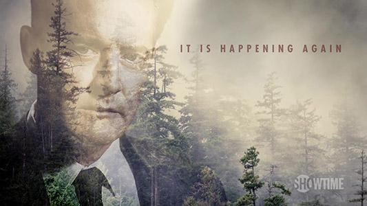 FBI Special Agent Dale Cooper' Key Art Tease