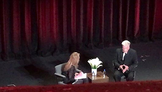 Festival of Disruption David Lynch on Twin Peaks Bushnell Mullins, The Mitchum Brothers
