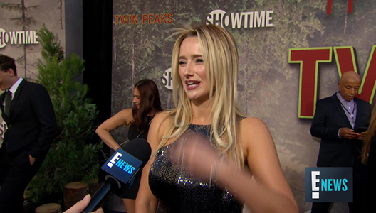 How Did David Lynch Keep Secrets on Set of Twin Peaks E Red Carpet & Award Shows