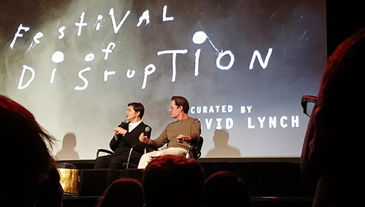 Isabella Rossellini & Kyle MacLaghlan - Festival of Disruption