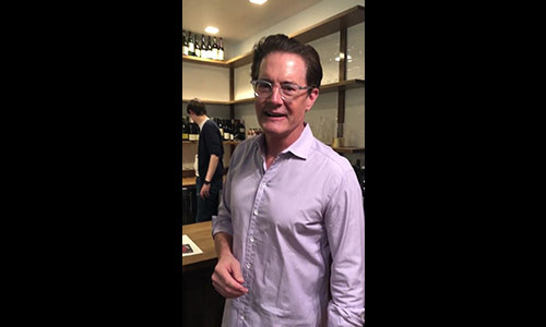 Kyle MacLachlan Knows Catherine