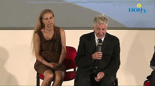 La registrazione integrale dell'incontro con David Lynch