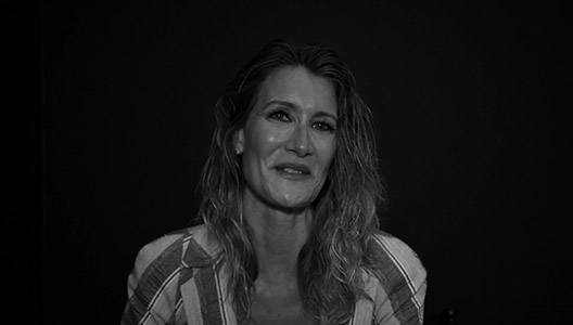 Laura Dern by Belle Smith and Isabella Boreman