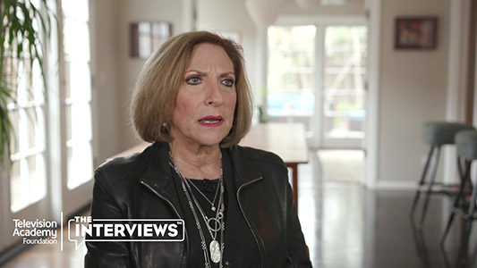 Lesli Linka Glatter Interview Part 1 of 3 - TelevisionAcademy.com Interviews