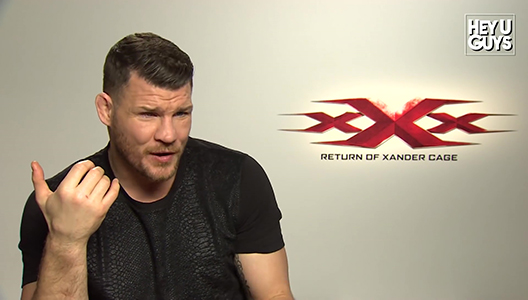 Michael Bisping Updates on Twin Peaks appearance