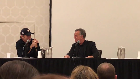 Monster Mania Con 41 - Ray Wise and Jonathan Breck Panel