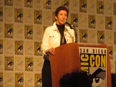 Poem at Comic Con Twin Peaks Screening