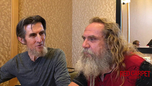 #SDCC Twin Peaks Roundtable Interviews with Woodsmen Robert Broski & Christian Calloway