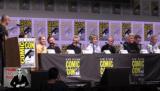 TWIN PEAKS Comic Con 2017 Full Panel & News Kyle MacLachlan, Naomi Watts, Tim Roth,Laura Palmer