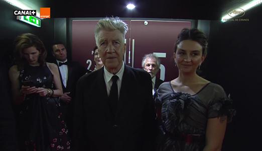 TWIN PEAKS - Red Carpet - EV - Cannes 2017
