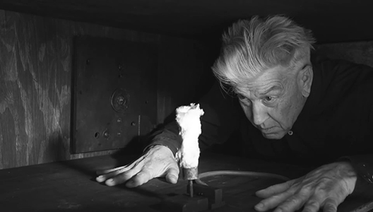 This Video of David Lynch Is Not What It Seems Omaze