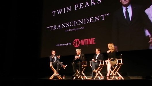 Twin-Peaks-Emmy-FYC-Event-47-Minute-Audio-with-David-Lynch-Kyle-MacLachlan-Laura-Dern