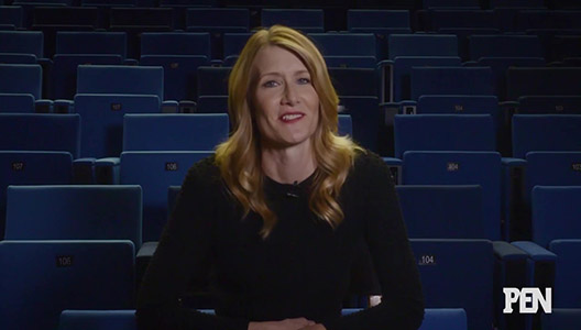 Twin Peaks Laura Dern Tries To List All Of Her Questions In 90 Seconds PEN People