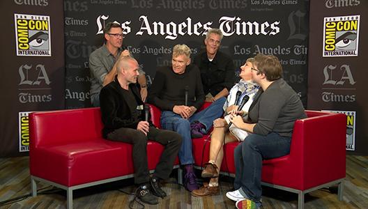 Twin Peaks Matthew Lillard Explains How He Got His SAG Card Comic-Con Los Angeles Times