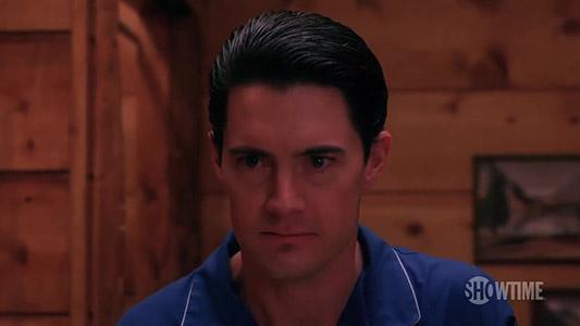 Twin Peaks - Mirror Tease