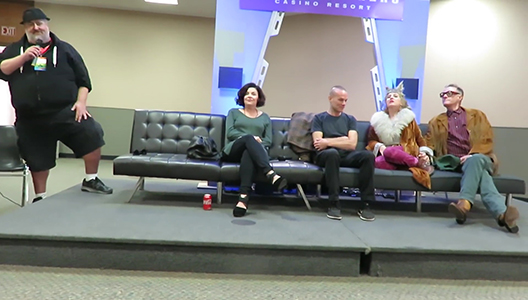 Twin Peaks Panel at Eugene Comic Con - Part 1