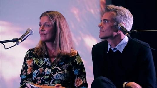 Twin Peaks UK Festival 2014 Q&A with Sheryl Lee & Dana Ashbrook