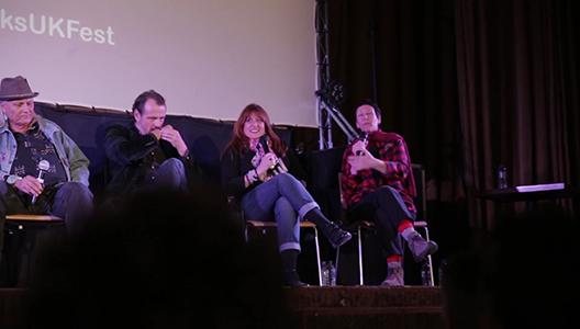 Twin Peaks UK Festival 2017 Q&A Part 2