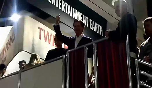 Twin Peaks cast SDCC2017