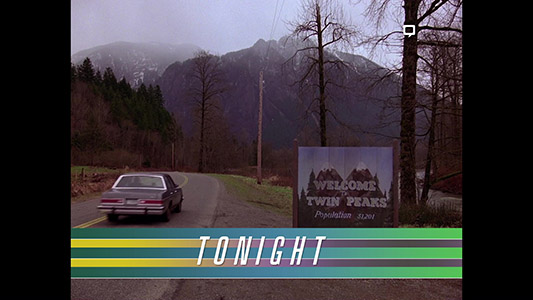Bluray Promo - Tonight in Twin Peaks Episode 2