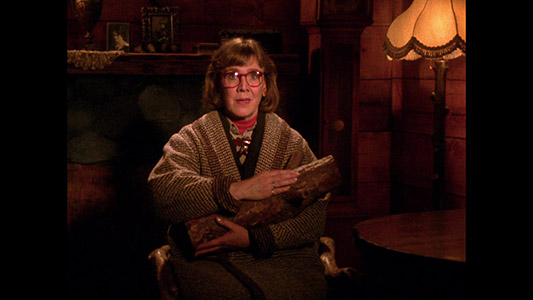 Log Lady Intros