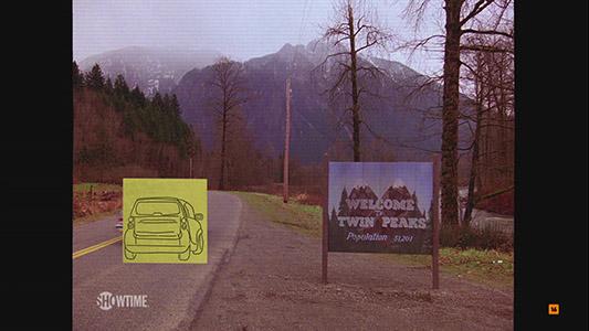 Promo Twin Peaks 2017 - I