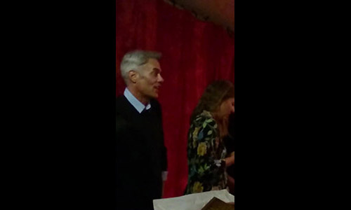 TWIN PEAKS UK FESTIVAL 2014 with Sheryl Lee and Dana Ashbrook 1
