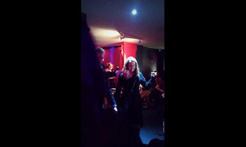 TWIN PEAKS UK FESTIVAL 2014 with Sheryl Lee and Dana Ashbrook 2