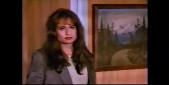 Twin Peaks Commercials December 15 1990