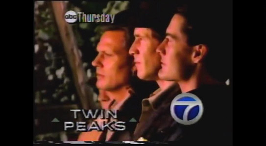 Twin Peaks Commercials Vol 105