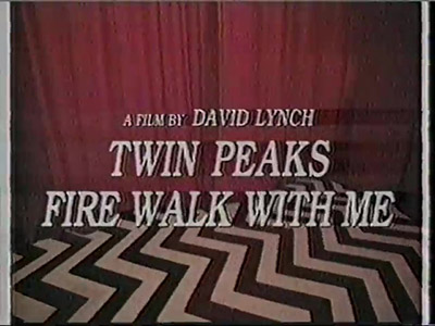 Twin Peaks Fire Walk With Me - Trailer