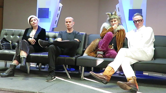 Twin Peaks Panel at Eugene Comic Con Day 2 - Part 2