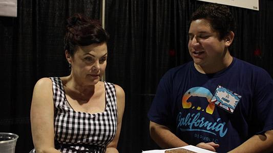 Twin Peaks the Return Sherilyn Fenn Interview