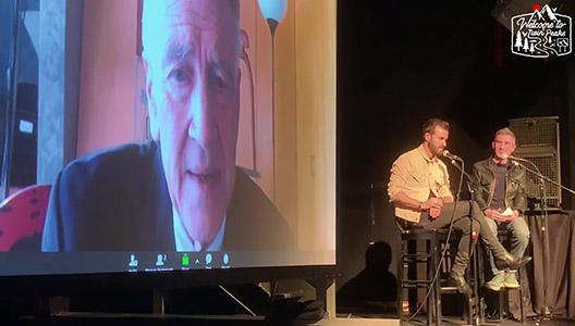 David Lynch says he misses Peggy Lipton