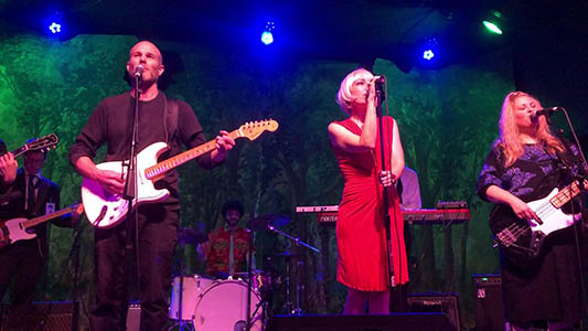 James Marshall performs Just You and jams with Twin Peaks tribute band Fk You Tammy