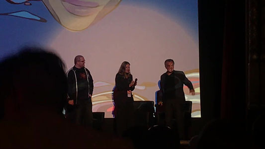 Sheryl Lee & Ray Wise Q A Part 1 - 2019 Milwaukee Film Festival