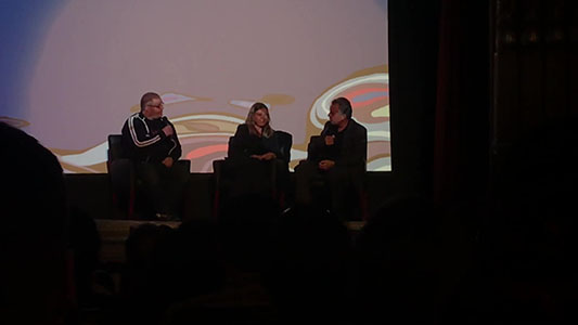Sheryl Lee & Ray Wise Q A Part 2 - 2019 Milwaukee Film Festival