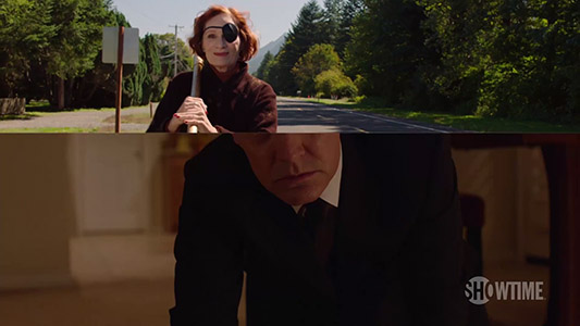Twin Peaks A Look at Part 15 SHOWTIME Series (2017)