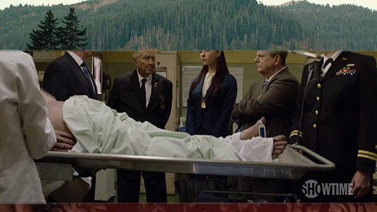 Twin Peaks A Look at Part 9 SHOWTIME Series (2017)