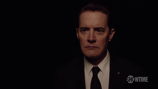 Twin Peaks - Kyle MacLachlan Returns as FBI Special Agent Dale Cooper - SHOWTIME Series (2017) - YouTube