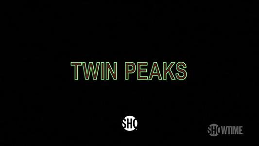 Twin Peaks - Wonderful and Strange - SHOWTIME Series (2017)