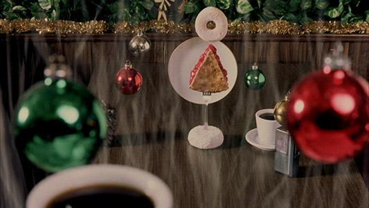 Bluray Promo - Holiday Greeting